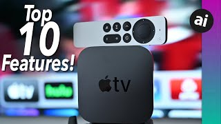 Top NEW Features of Apple TV 4K (2021)!!!