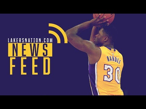 Lakers Feed: Julius Randle 'Unlikely' To Remain In L.A., We Explain Why