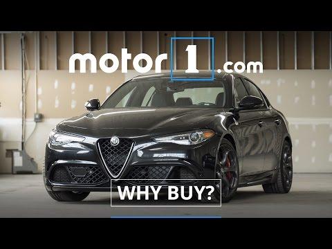Why Buy? | 2017 Alfa Romeo Giulia Quadrifoglio Review