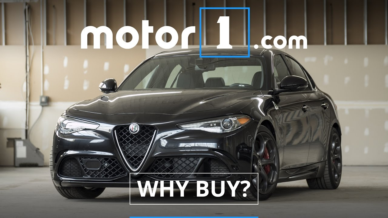 why buy? | 2017 alfa romeo giulia quadrifoglio review - youtube