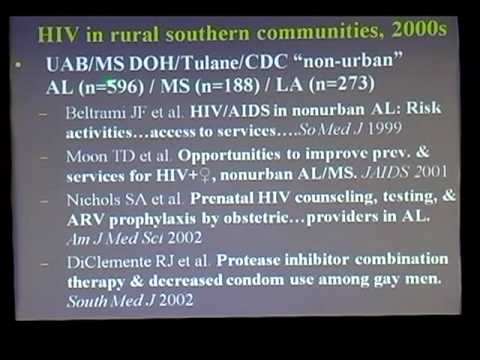 "Sten H. Vermund: ""HIV Prevention and Support for Families Living in Rural Areas"""