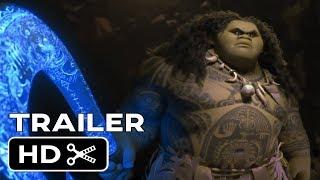 Moana 2 - US Concept Trailer (2020) Dwanye Johnson Disney Kids Movie HD