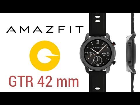 Подробный обзор Amazfit GTR 42mm