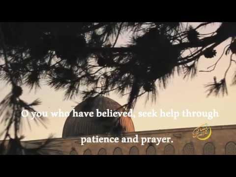 Surah Baqarah Verses 153-157 - Sheikh Mishary Rashid Alafasy