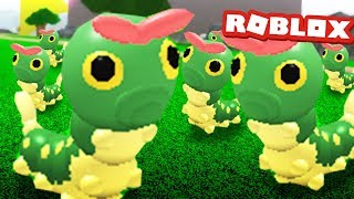 Seul Caterpie peut jouer à ce jeu Roblox!