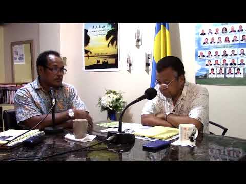 UDESUALL with Candidate for Governor of Koror State, Roman Yano (September 22, 2017)