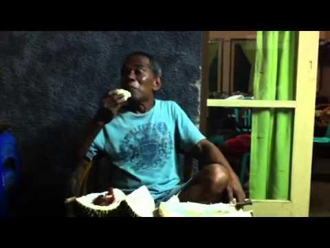 Akibat Rakus Makan Duren