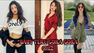 BABY TERA GORA GORA CHIZ Best Tiktok Compilation of 2019