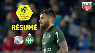 Amiens SC - AS Saint-Etienne ( 2-2 ) - Résumé - (ASC - ASSE) / 2018-19
