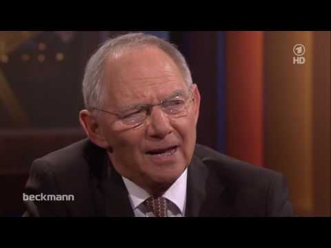 Beckmann   03 04 2014   Wolfgang Schäuble   ein Leben für die Politik HD