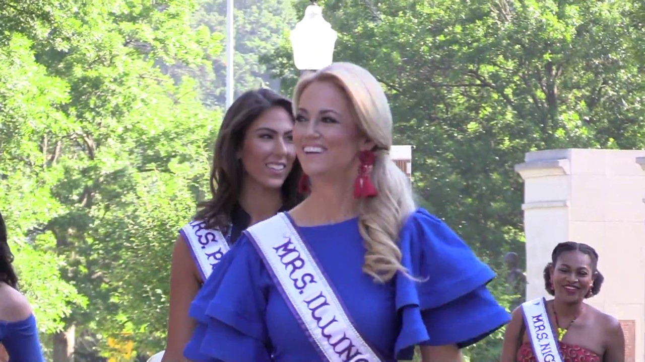 Mrs. International 2018: Week in Review