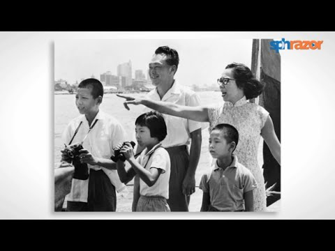 My father, Mr Lee Kuan Yew (Prime Minister Lee Hsien Loong Pt 1)