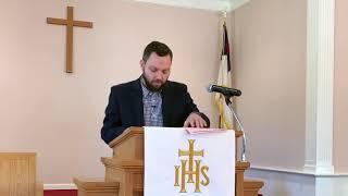 WHPC Worship | Ephesians 4:17–24 | 09.20.20