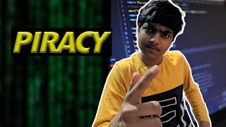 What is Piracy?(Hindi)Why we can download paid software for free