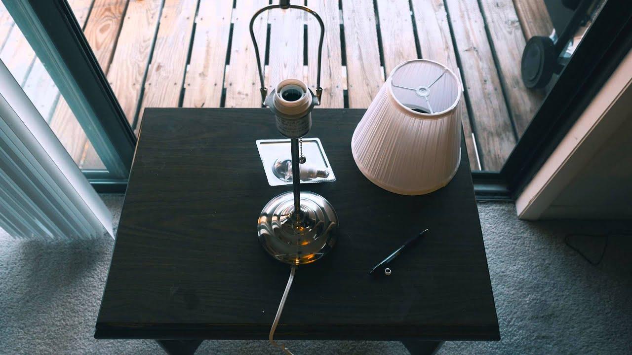 ikea arstid lamp timelapse youtube. Black Bedroom Furniture Sets. Home Design Ideas