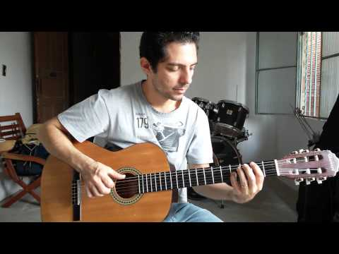 Little Charmer (Frank Gambale) - Vídeo Aula (Filipe Sá)