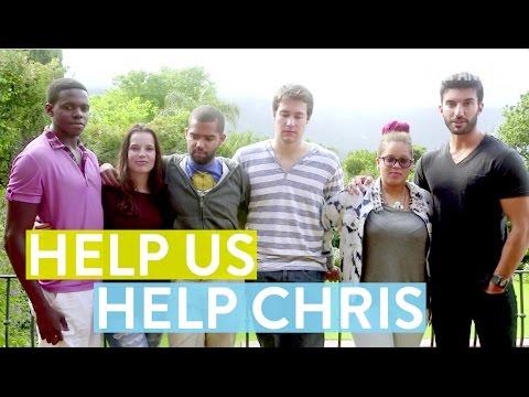 Help Us Help Chris Aiff | My Last Days