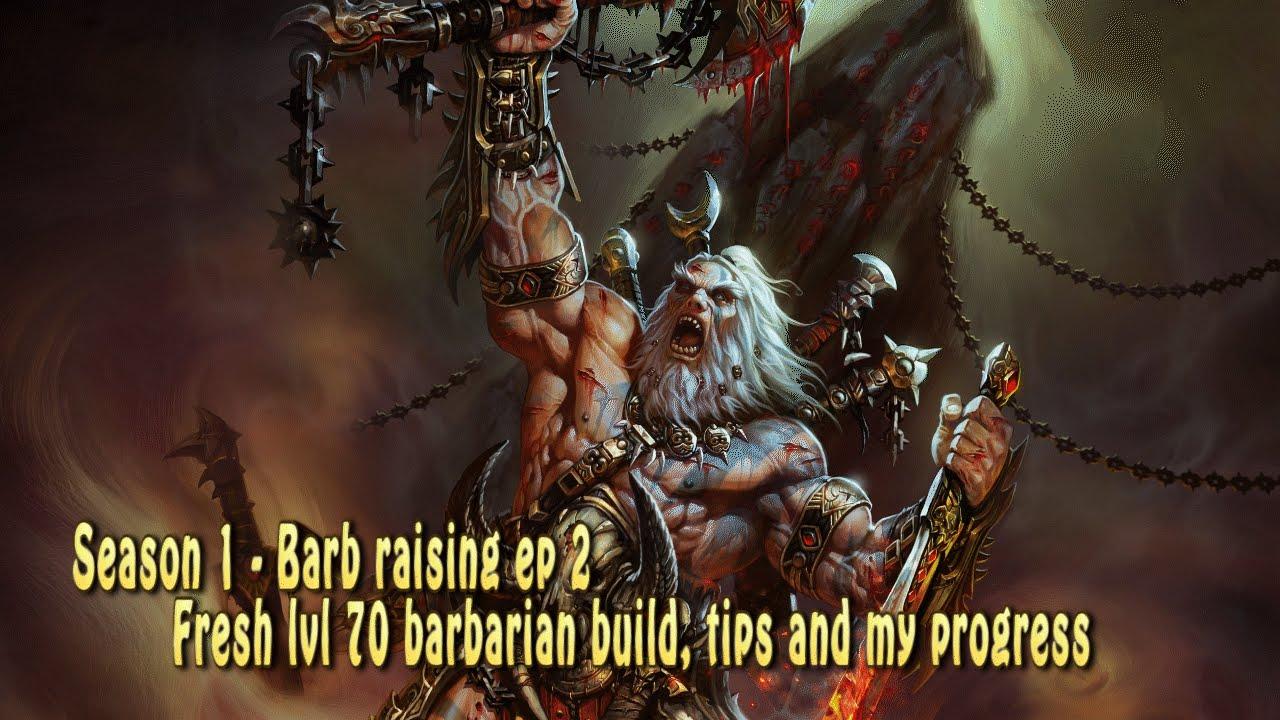 Diablo  Season  Build Barb
