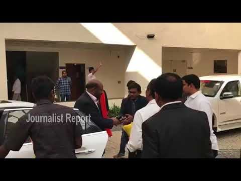 HCL Chairman Shiv Nadar Meets with AP CM Chandrababu Naidu