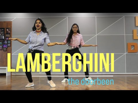 LAMBERGHINI DANCE / THE DOORBEEN/ FEAT RAGINI/ EASY STEPS DANCE/ RITU'S DANCE STUDIO SURAT.