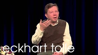 Eckhart Tolle on the refugee crisis in Europe.