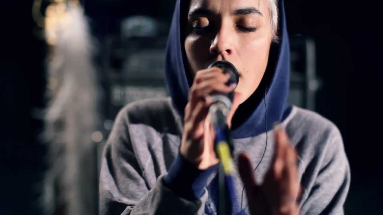 Download Warpaint - 'Billie Holiday (Rough Trade Sessions)'