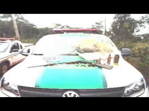 Pescador Foi Preso Policia Rodoviária Rural Policia Meio Ambiente Em Ituiutaba Minas