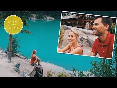 Canada vlog 2: De Rocky Mountains!! (Banff & Jasper) Sanny en Jorg