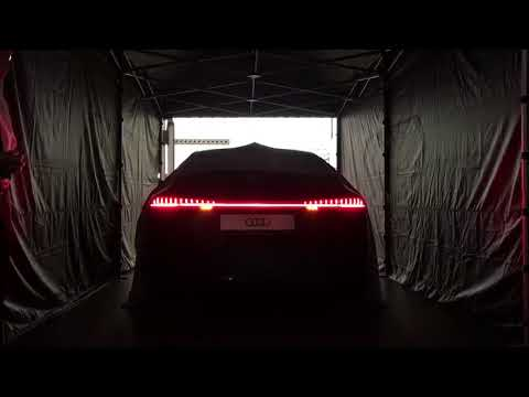 2019 Audi A7 - Light Show