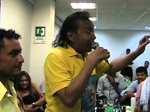 Diomedez Diaz , Mario Martinez, & El cacique Tovar¡ James tovar ( Fiesta privada ) En los Trupillos