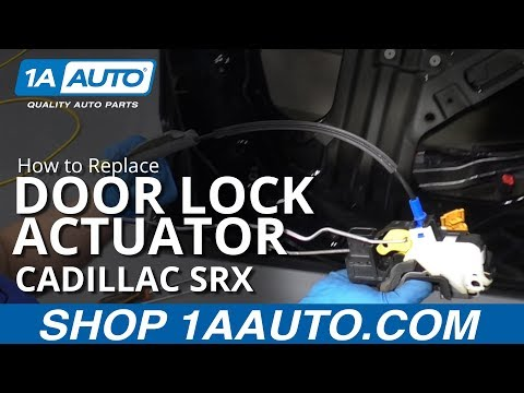 Actuator | Car Fix DIY Videos