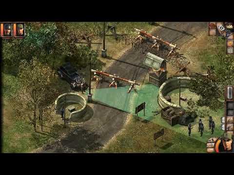 Commandos 2 Men Of Courage Remaster HD : Bonus Mission 1 [1080p 30fps] (High Quality) |