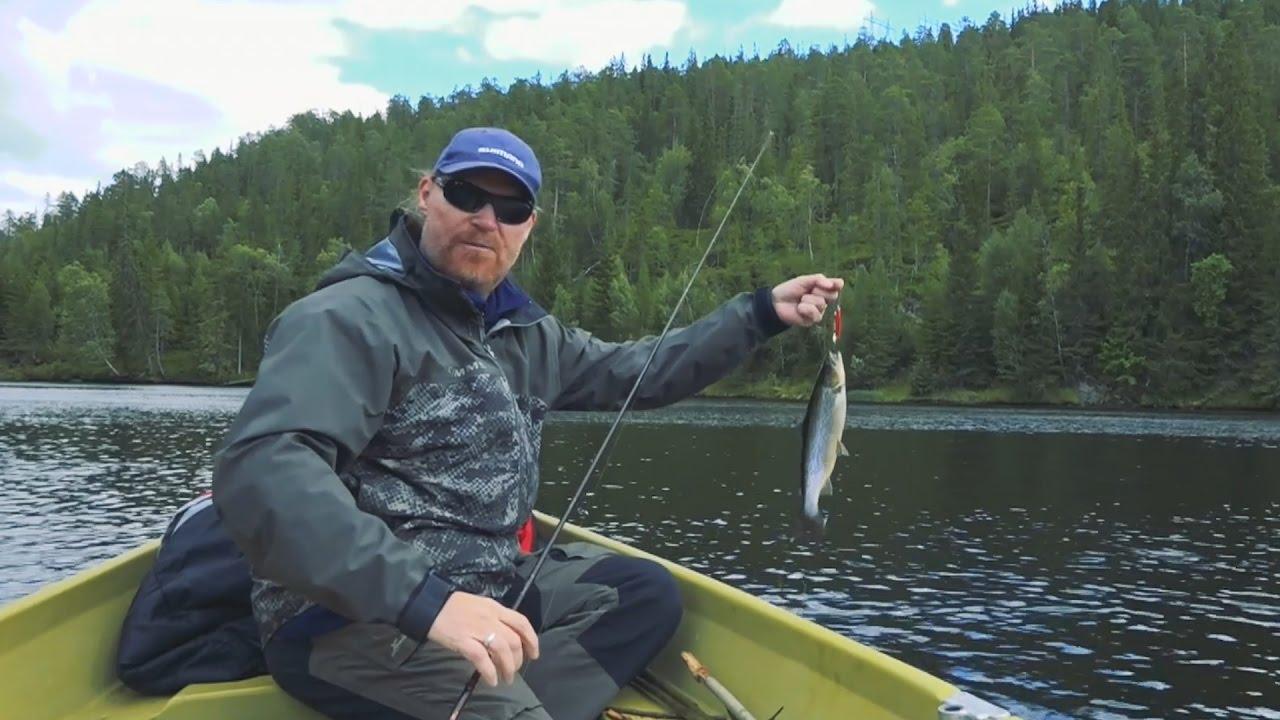 FISKE TORSK FRA BÅT