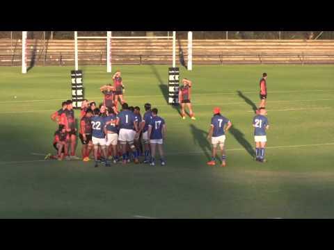 Queensland Country Under 20 vs South Australia Under 20 1st Half 2016