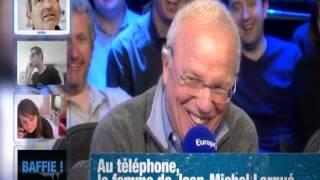 Laurent Baffie appelle la femme de Jean Michel Larqué
