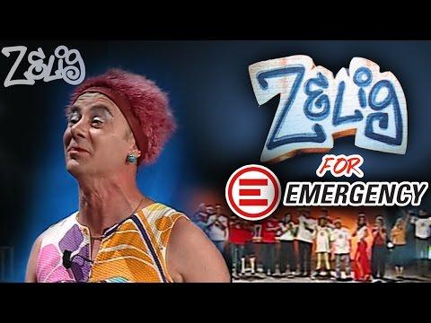 La professoressa Fullin e il Tuscolano - Zelig for EMERGENCY