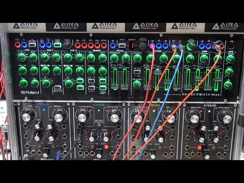 [Musikmesse] Roland Aira System 1-m