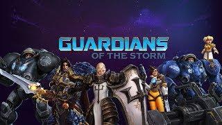 Guardians of the Storm - Пародия на трейлер Стражи Галактики 2 (Heroes ADS)
