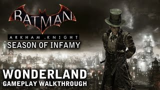 Batman - Arkham Knight - Season of Infamy: Wonderland (PS4)