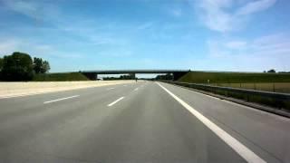 A1 Bremen - Hamburg: 2x3