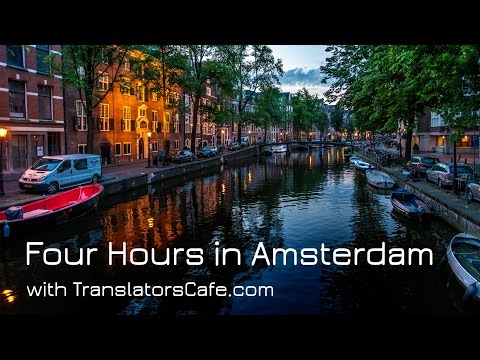 Four Hours in Amsterdam