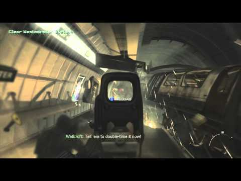 Modern Warfare 3 Critical Let's Play: Part 23 (Mind The Gap, Davis Family Vacation) |