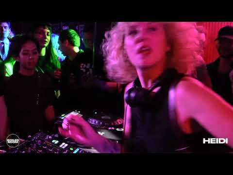 Heidi Boiler Room x Movement Detroit DJ Set