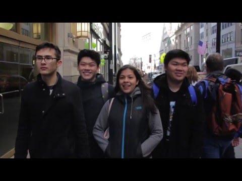 NMUN 2016 - Fairleigh Dickinson University: Vancouver Campus (Trailer)