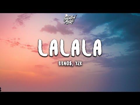 bbno$ y2k - lalala