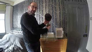 Apple HomePod Arrives, Unboxing, Setting Up, Lets Ask Siri in the Bedroom