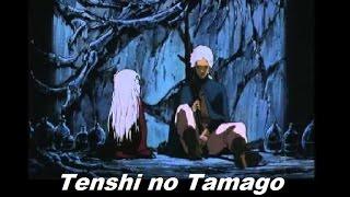 Tenshi no Tamago - A Menina e o Ovo de  Anjo ( LEGENDADO - BR )