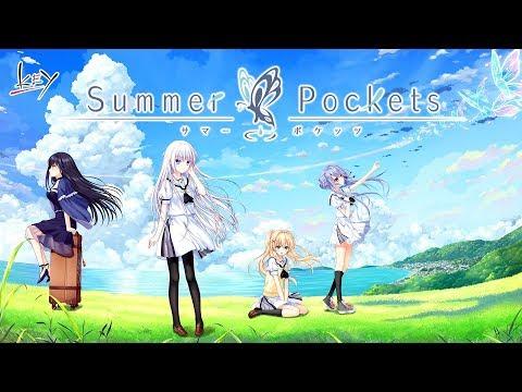 Key『Summer Pockets』オープニングムービー