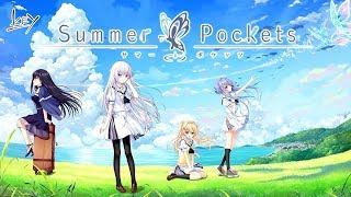 Key『Summer Pockets』オープニングムービー}