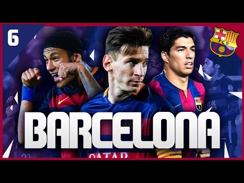 FIFA 16 Career Mode: FC Barcelona #6 - Finding Some Form